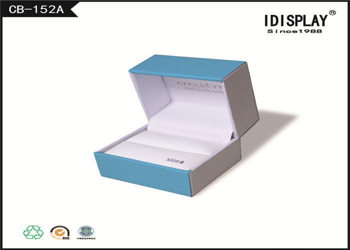 Rectangle Small Cardboard Personalized Watch Gift Box Uv Coating