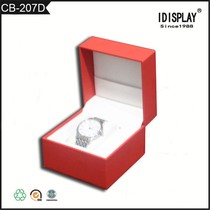 Small Creative Magnetic Rigid Gift Box Packaging With Simple Design For Ring