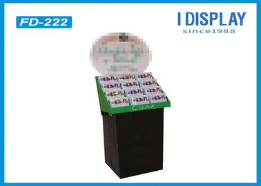 China Twelve Cells Mask Cardboard Retail Cardboard Displays Stand Size Customized factory